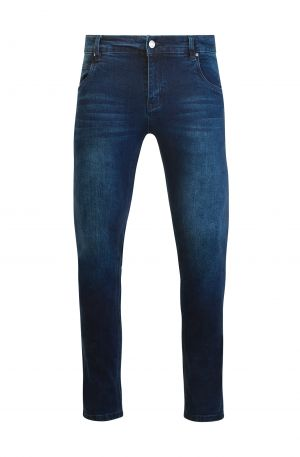 Slim fit Jeans Blue 300x457 - Eton V Neck Oatmeal Melange