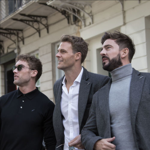 3 models all together 500x500 - Benedict's Pick. Exclusive Events You Must Attend in 2019