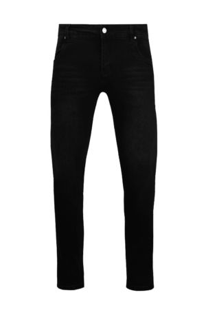 SLIM FIT JEANS BLACK Front 300x457 - Clifton Slim-fit Jeans Black