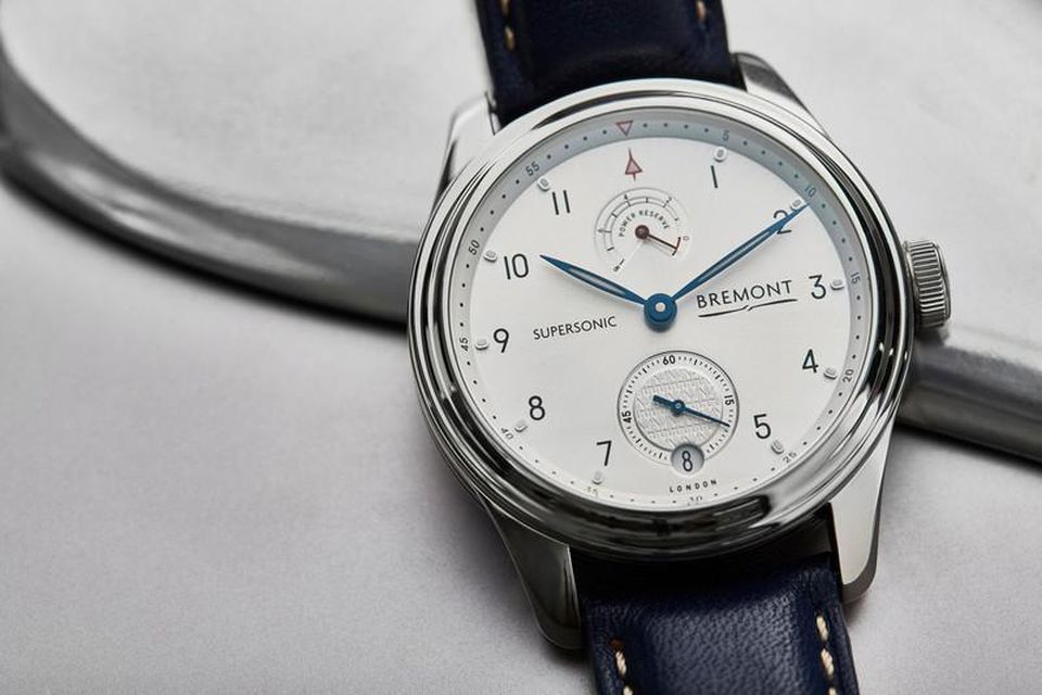 Bremont Supersonic - Five Luxurious Watches Suitable For The High-flying Gentlemen