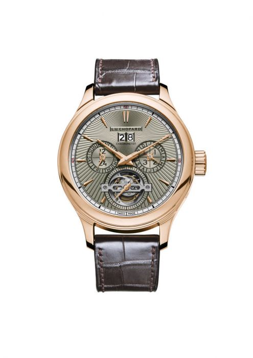 Chopard LUC - Five Luxurious Watches Suitable For The High-flying Gentlemen