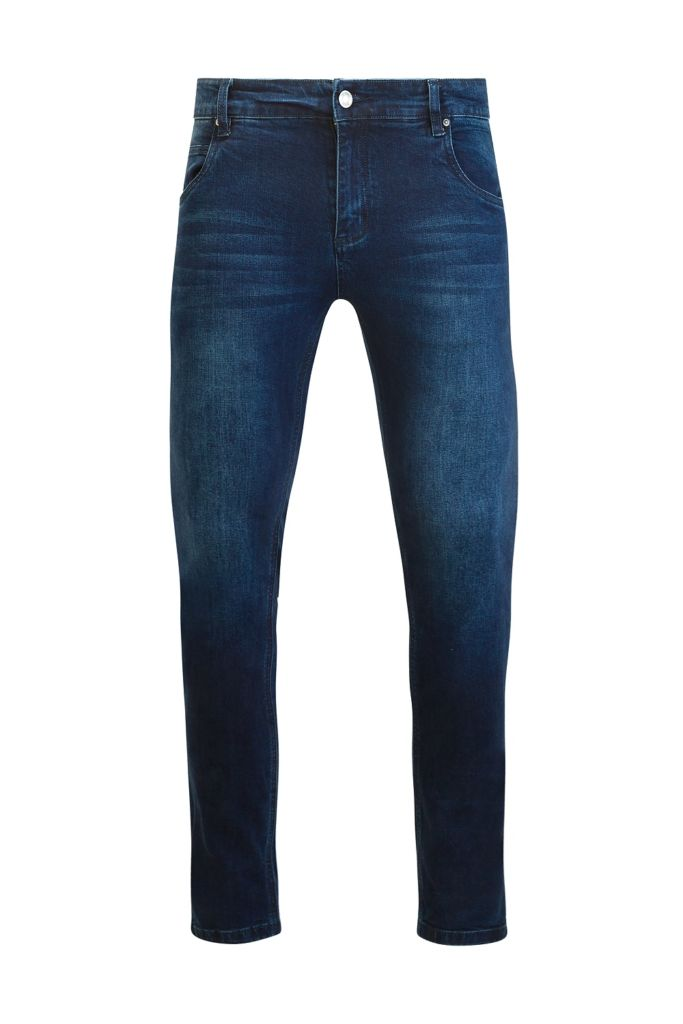 SLIM FIT JEANS BLUE 683x1024 - Transition Your Style From Winter To Spring