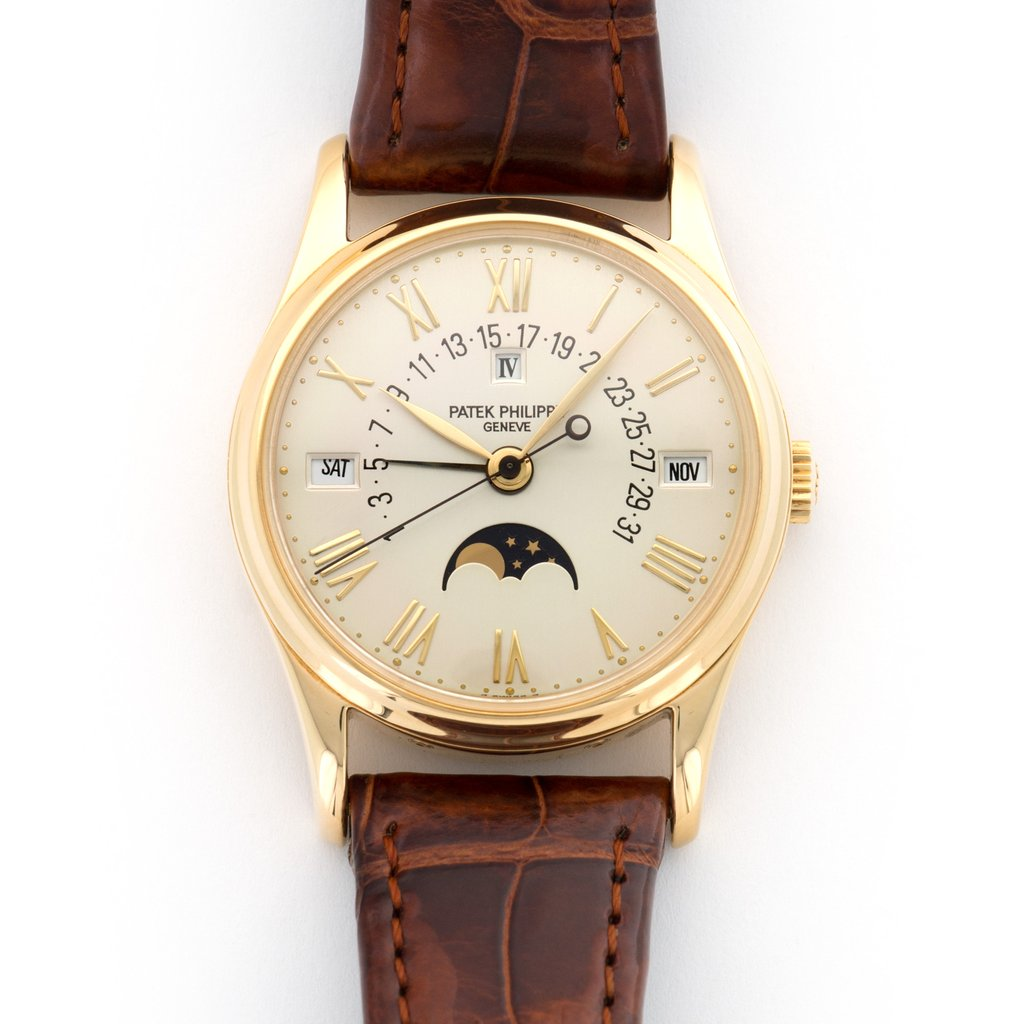 patek - Five Luxurious Watches Suitable For The High-flying Gentlemen