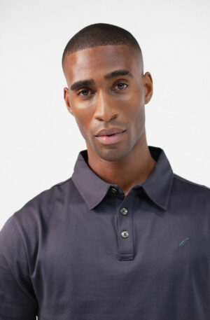 BenedictRaven Studio 0105 1 300x457 - Club Polo Shirt Grey