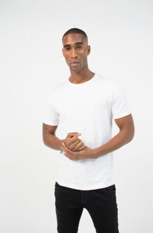 Lounge T-Shirt White, Long Sleeve T-Shirt, Loungwear, White T-Shirt