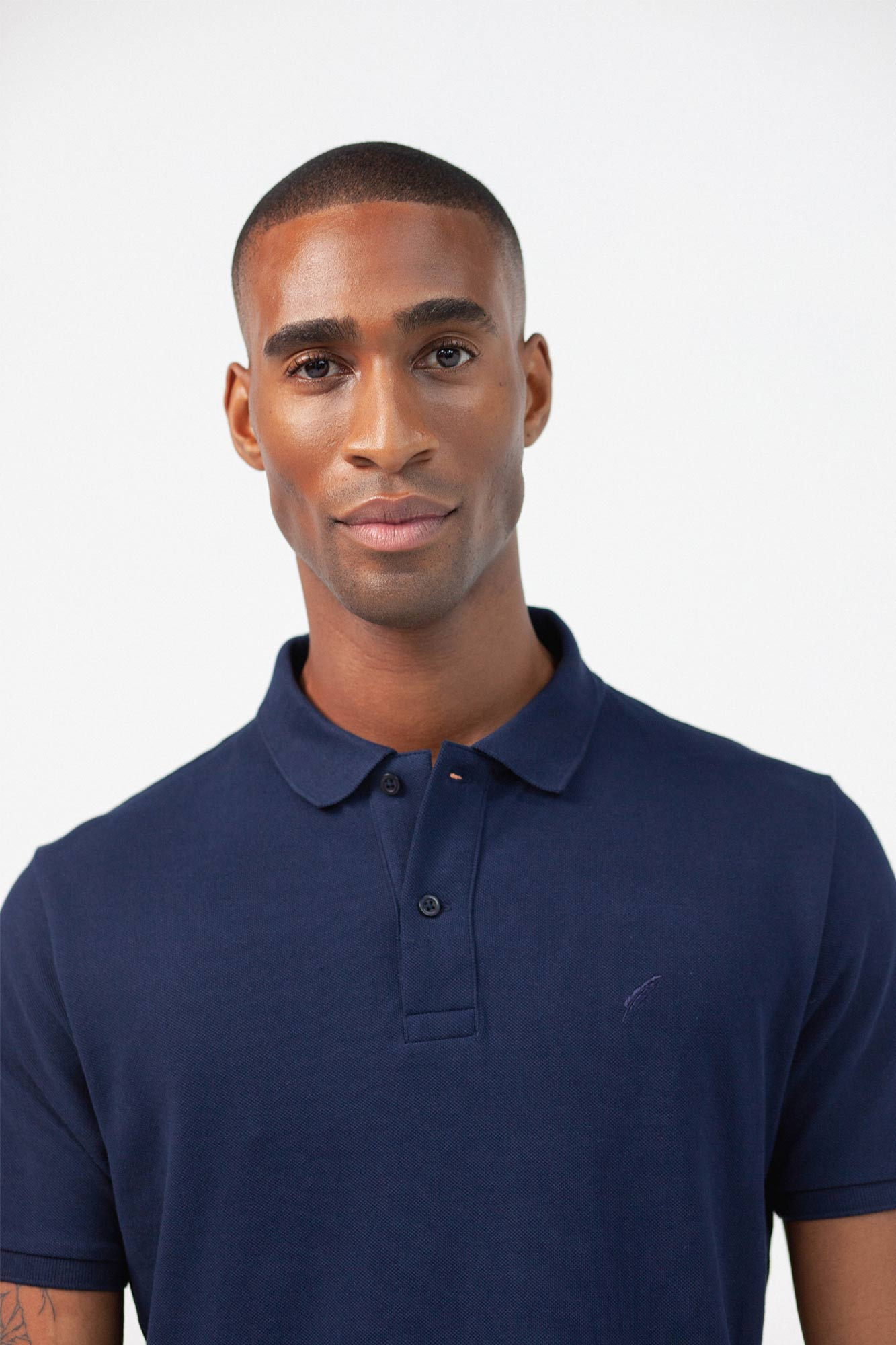 BenedictRaven Studio 039 1 - Club Polo Shirt Navy