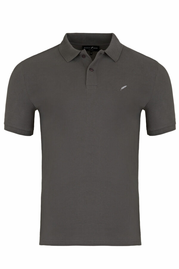Product 12 - Club Polo Shirt Anthracite