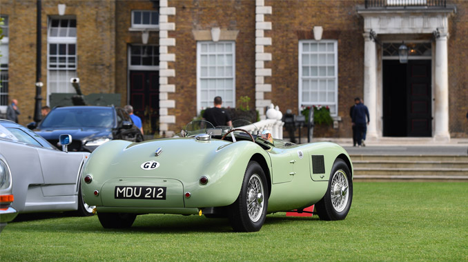 London Concours Hero - Top 5 dates to get in your diary in 2021