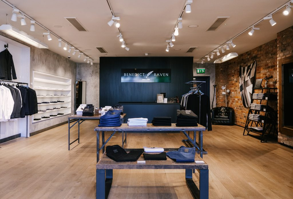 BenedictRaven CabotCircusBLOG2 1024x698 - Benedict Raven Land In Their Hometown: Flagship Store Opens In Bristol's Cabot Circus